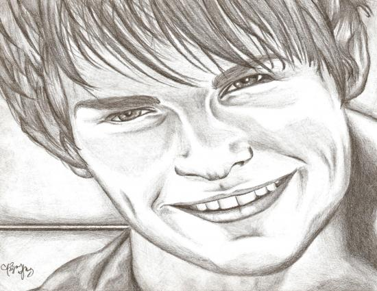 Chace Crawford by leighann
